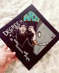 Iron Giant Graduates Art College