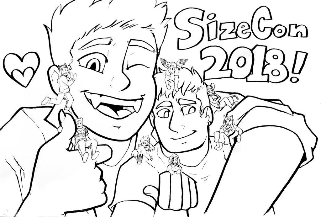 Sizecon Shenanigans
