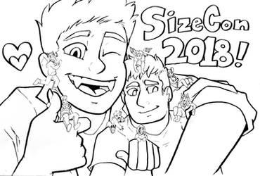 Sizecon Shenanigans by GTPanda