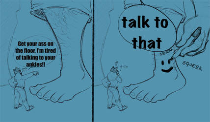 Talk to the Ankle