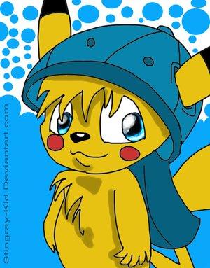 Cool Pikachu by Pikachu-Fans