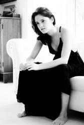 black dress by rdyntsikou