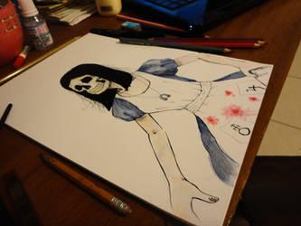 Alice Skull Head by rdyntsikou