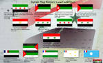 Syrian flag history
