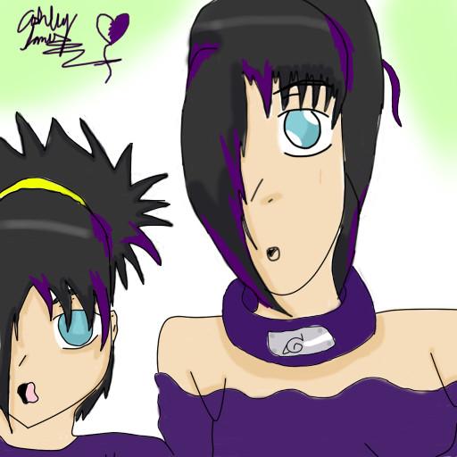 Ino and Shikamaru chil...