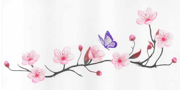 31a634d42 Cherry blossom and butterfy 2 by fanta-fanta-fanta on DeviantArt