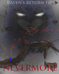 Raven's Return to Nevermore cover