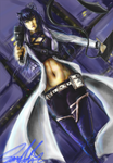 Blake (Volume 4 Outfit Design)