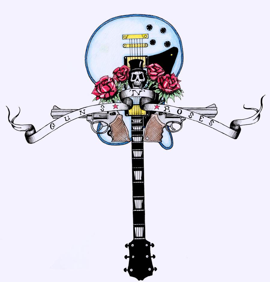 Guns N' Roses Tattoo By Sambeam On DeviantArt