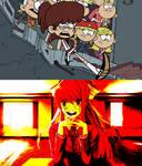 Lynn Loud vs Monika