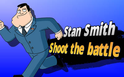Stan Smith shoot the battle