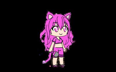 Gacha: Kitty by Mroyer782