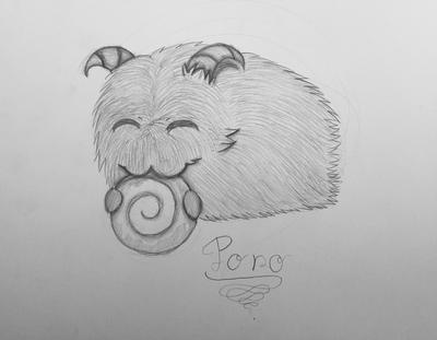 Lol: Poro by Meiko85