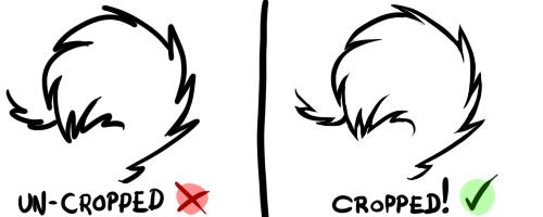 Tip1: Cropped Lines by Unique-Critique