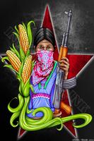 Zapatista Women by Denial616