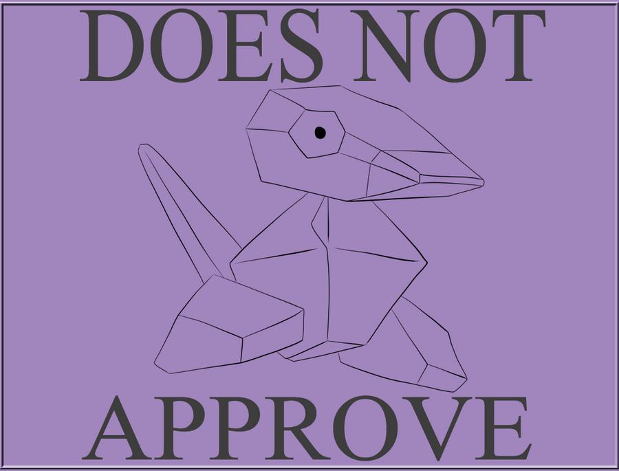 Jaco Stamp of Disapproval Jaco_stamp_of_disapproval_by_jefferlope-d4nqpqt