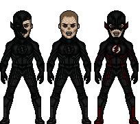 Black Flash (Hunter Zolomon) by josediogo3333