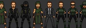 Green Arrow (Earth-1)