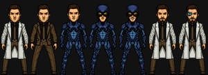 Blue Beetle II (Earth-1) by josediogo3333