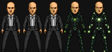 Lex Luthor (Earth-1) by josediogo3333