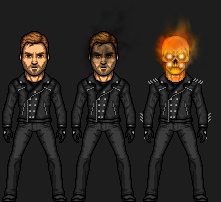 Ghost Rider (Marvel Cinematic Universe) by josediogo3333