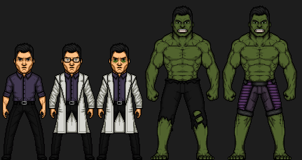 The Hulk (Marvel Cinematic Universe) by josediogo3333