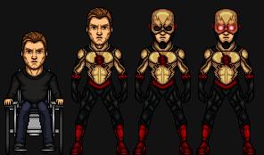 Reverse Flash (Reboot) by josediogo3333