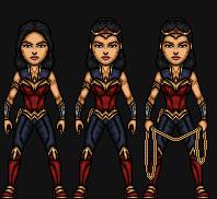 Wonder Woman (Reboot) by josediogo3333