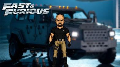 Fast and Furious- Luke Hobbs