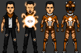Power Rangers! Skull by josediogo3333
