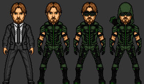 Green Arrow (Earth-12)