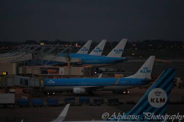 Schiphol Airport 7