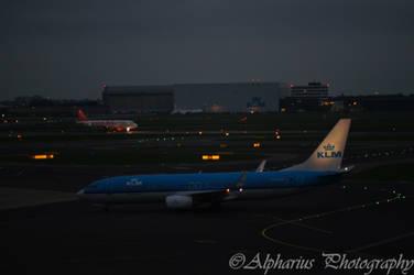 Schiphol Airport 12