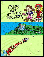 MM FANS GET INTO THE ROCKET by DannyMan