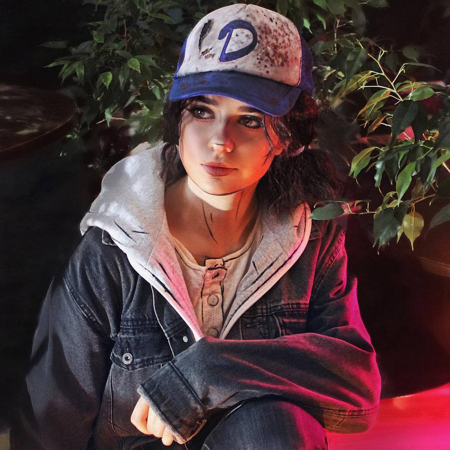 Clementine Cosplay by Gistefiya on DeviantArt