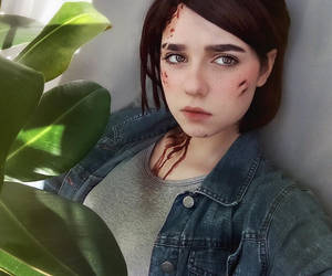 Ellie from The Last of Us 2