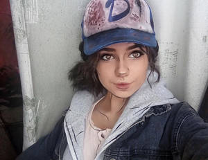 Clementine Cosplay