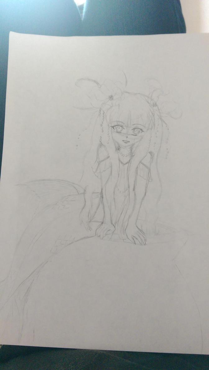 Just a Sketch by Scorpio-Mayu2Sempai