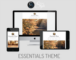 Essentials ~ Premium Tumblr Theme by ClearStyle