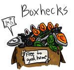 Boxhecks