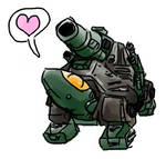 Cannon Tortoise loves you.