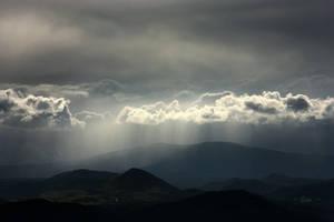 Rain Clouds by 1001G