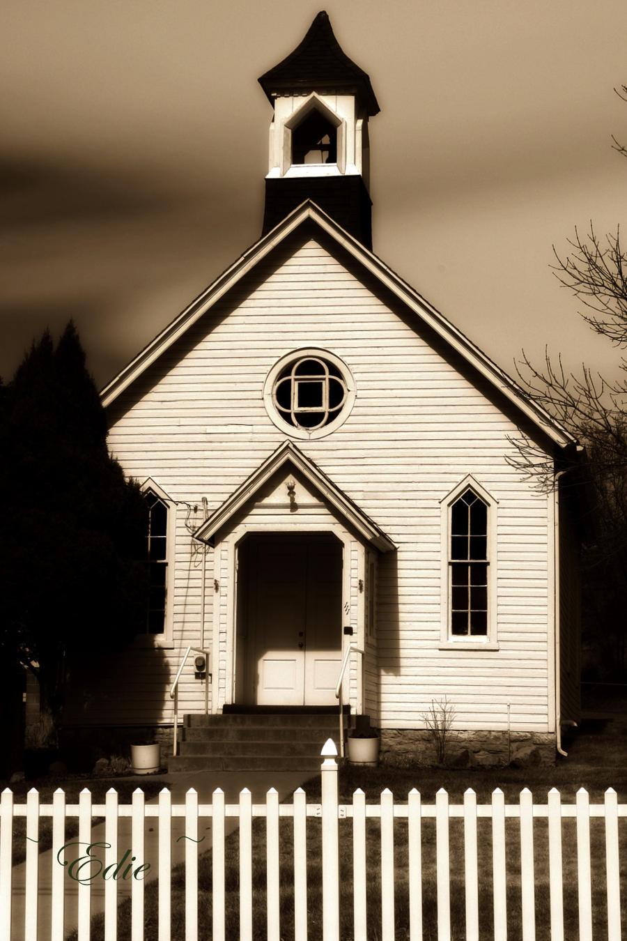 Morrison Chapel by 1001G