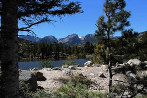Sprague Lake by 1001G