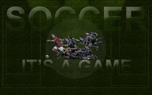 Soccer It's a game by Buffelo