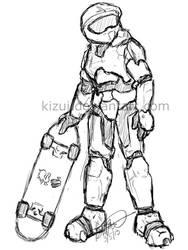 Theta Sketch by Kizui