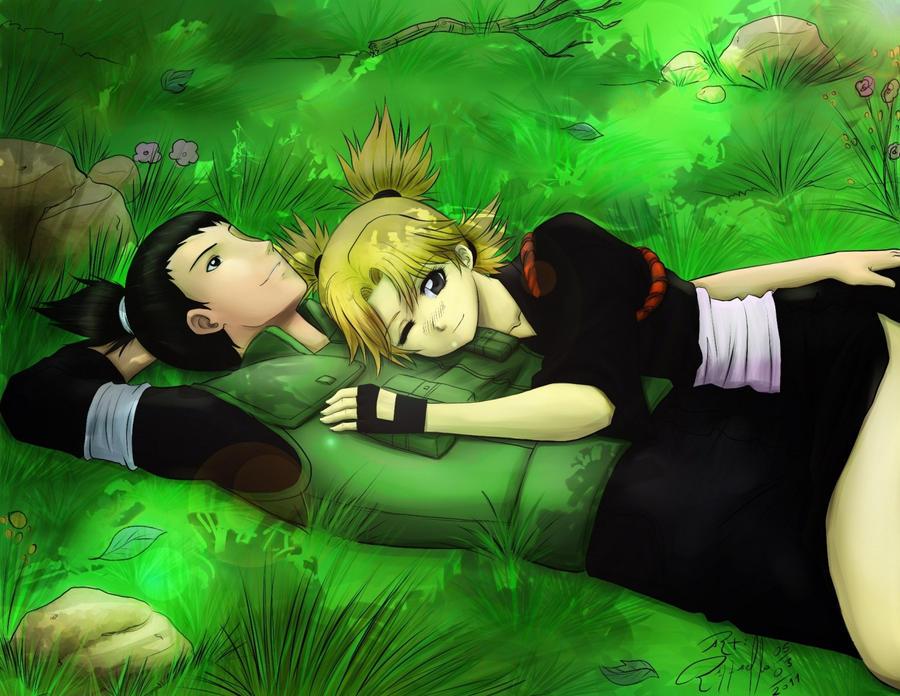 Naruto temari and shikamaru having sex