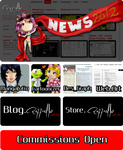 News 2012: New website+blog+store+commissions
