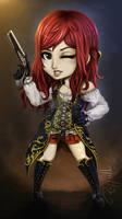 Chibi - Natasha Scarlet