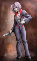 Vesta - Commission to Abbysol by LuizRaffaello